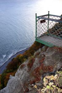 """#1076 """"Mein Balkon"""", die Victoriaaussicht Foto: Marius Jaster"""
