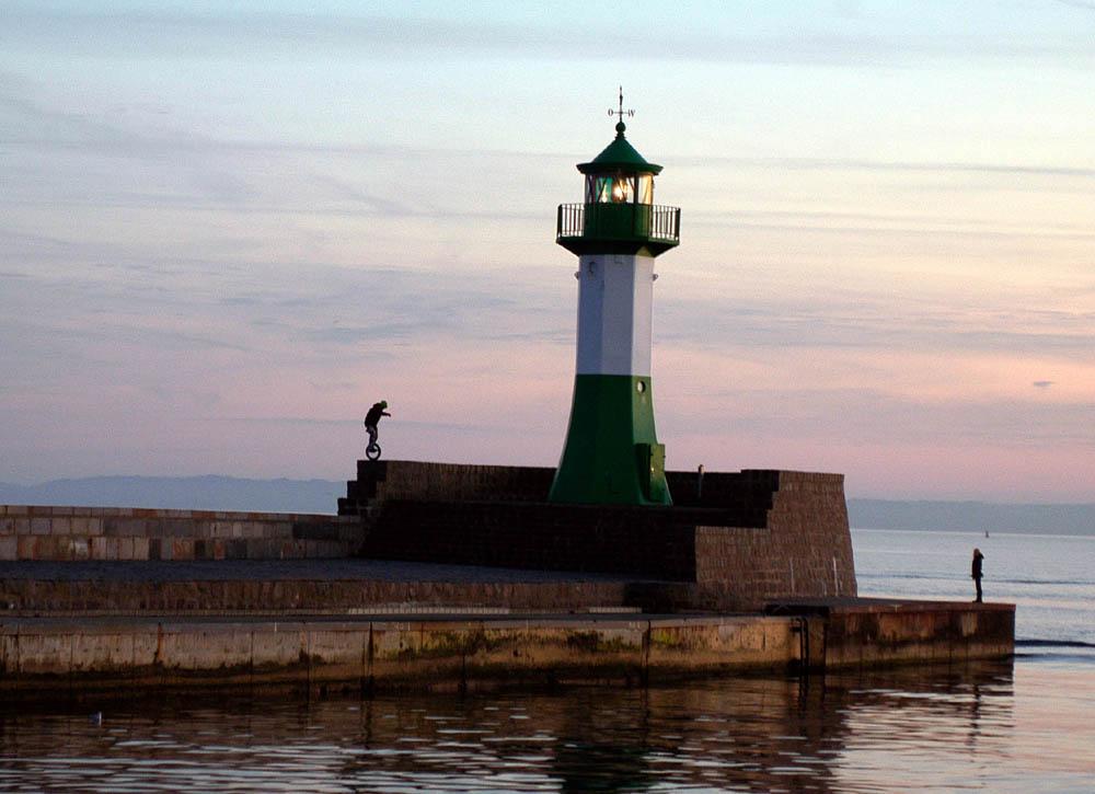 For the non seafarers: Die Leuchttürme des Festlandes