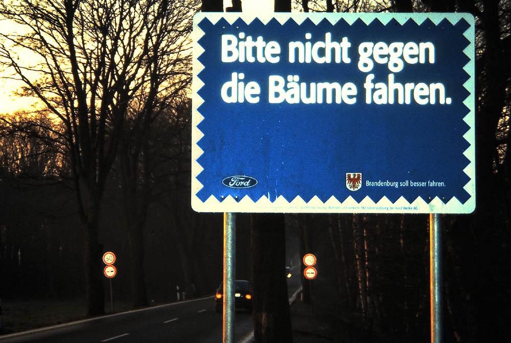 Insel Rügen: Rügen ist auf dem Holzweg. Update # 01