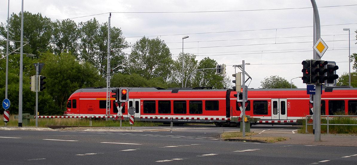 Insel Rügen: NICHTS geht mehr! Die Eisenbahn fährt nicht und die Straßen sind verstopft.