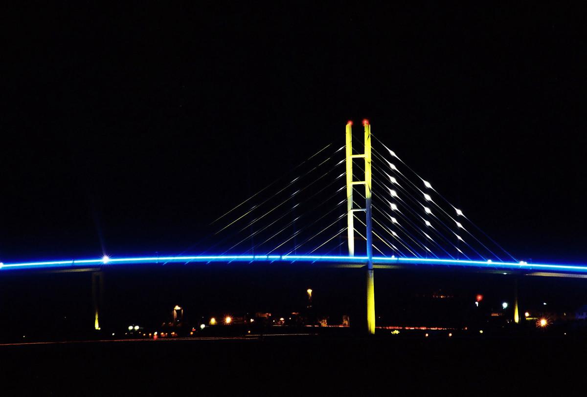 Zeit einplanen! Rügenbrücke wird komplett gesperrt!