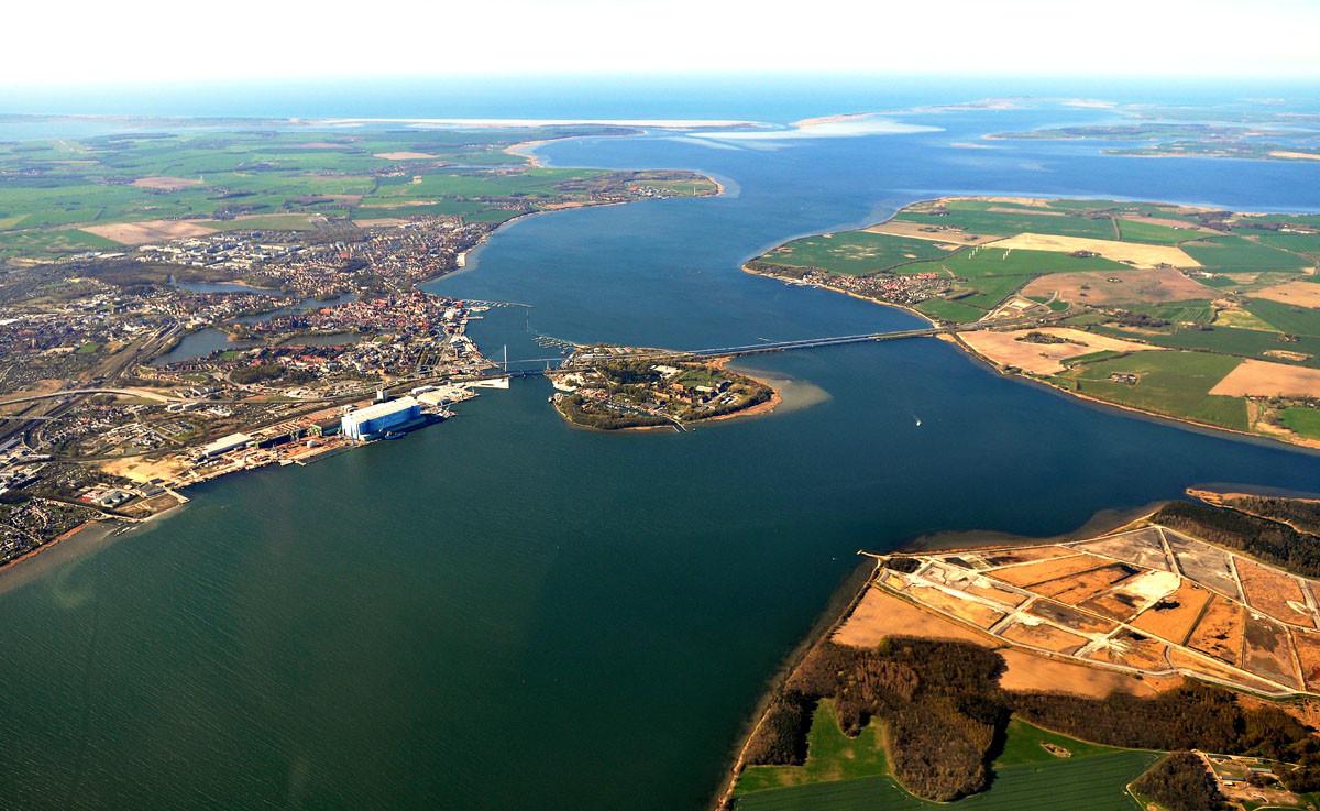 Der Dänholm – die unbekannte Insel zwischen Stralsund und Rügen