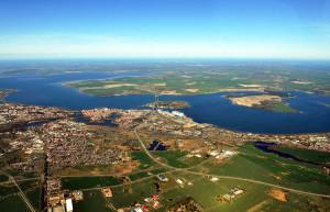 Ganz zum Schluss ist die Insel Dänholm doch nur eine kleine, herzliche Insel zwischen Stralsund und der Insel Rügen