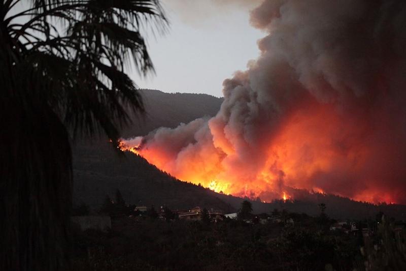 La Palma: Ein Wunder jagt das Nächste, so wie der Wüstenwind das Feuer durch die Wälder.