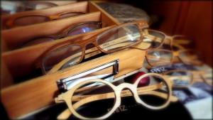 Nix plump, nix Metall -einfach nur genial: Brillen aus Holz