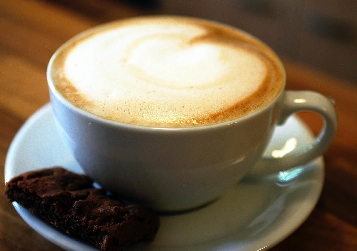 Kaffee gefällig? Nimm Ostsee-Kaffee! Warum? Steht hier: