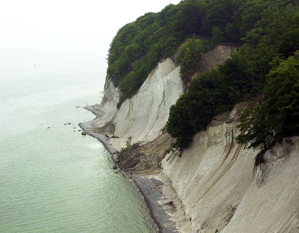 Urlaub an Kreideküste Sassnitz Insel Rügen