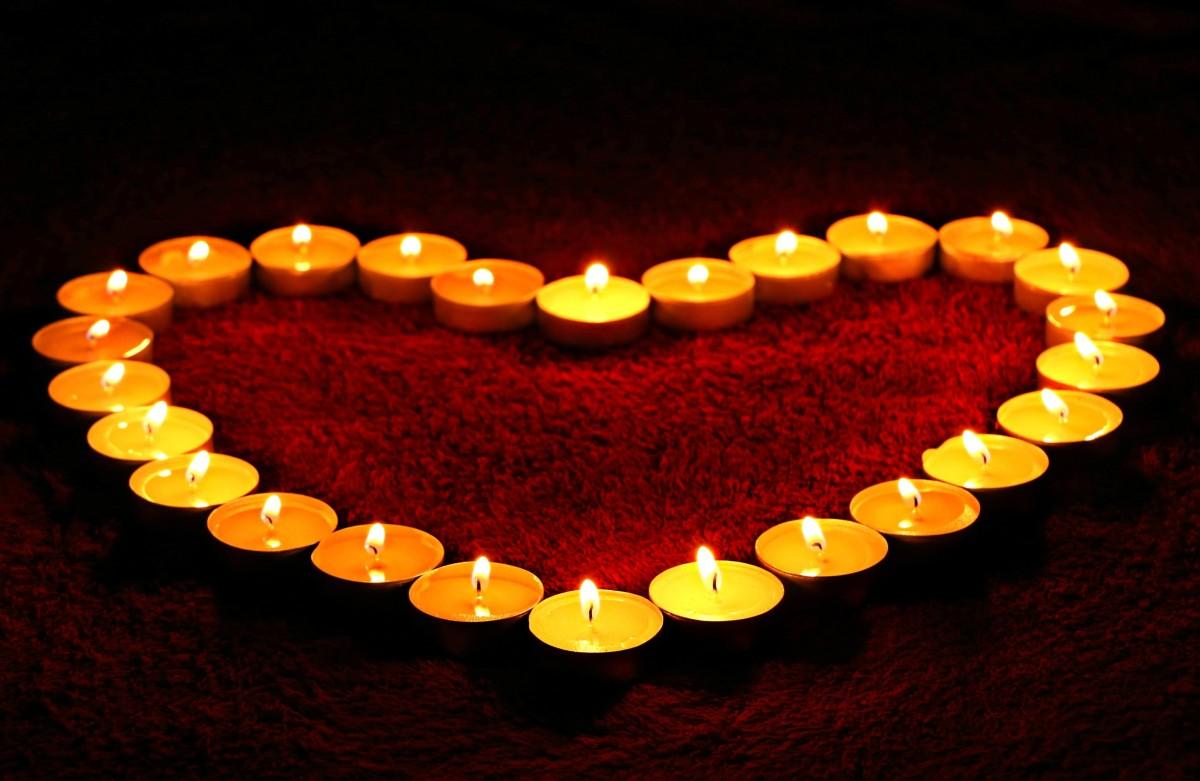 Die unendliche Lichterkette des inneren Friedens, LEUCHTEST DU MIT?