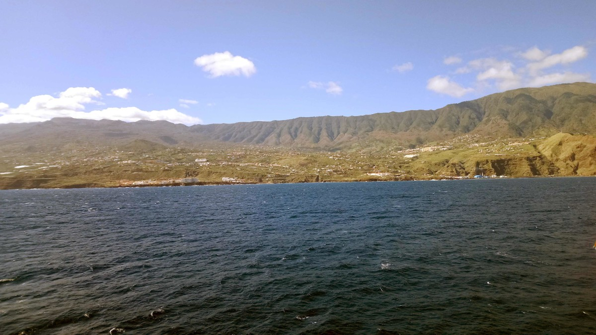 Gestrandet …auf La Palma?
