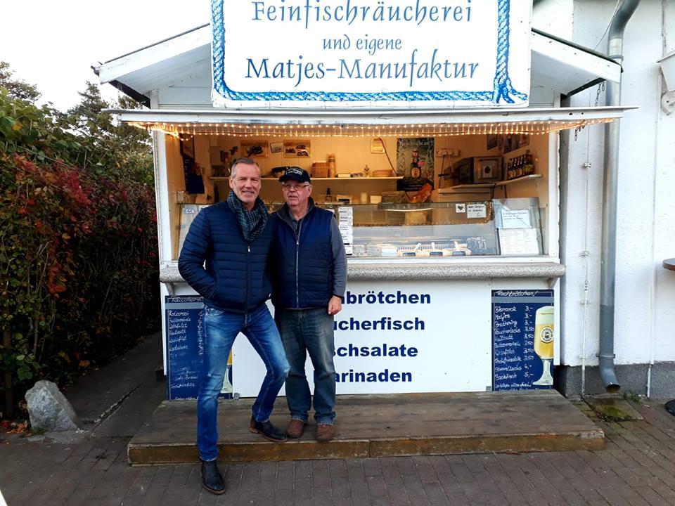 """""""Sir Henry"""" besucht """"Rügens feinste Fischmanufaktur"""""""