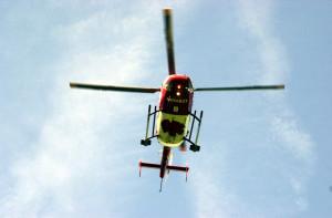 # 0086 Rettungshubschrauber Foto: Marius Jaster