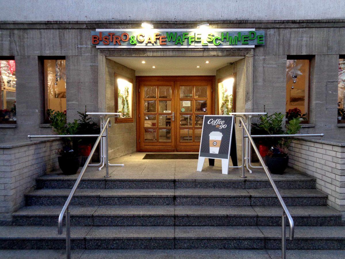 Insel Rügen: Großes Kino im alten Kino in Putbus: Hier werden einzigartige Waffeln geschmiedet!