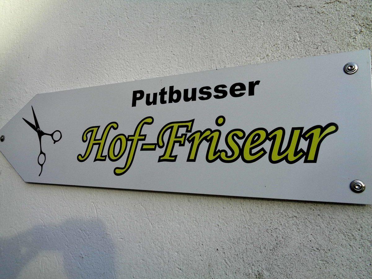 Neu & sensationell: Der Hof-Friseur in der fürstlichen Stadt Putbus auf Rügen