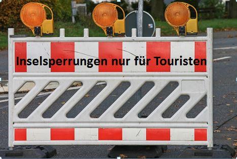 "Corona ""sei Dank"": Die Insel Rügen kotzt! Störtebeker entfällt."